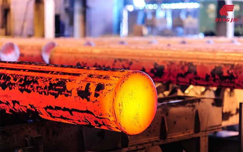 Die Kette für Metallurgie & Stahlwerk