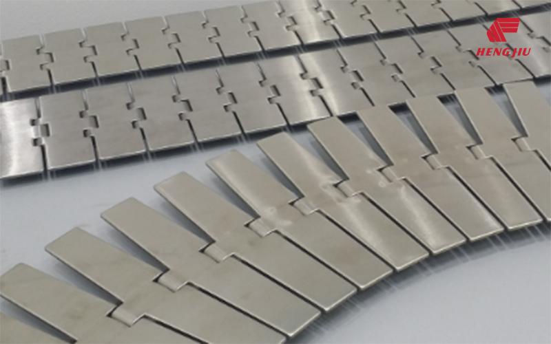 Die Scharnierbandkette aus Edelstahl
