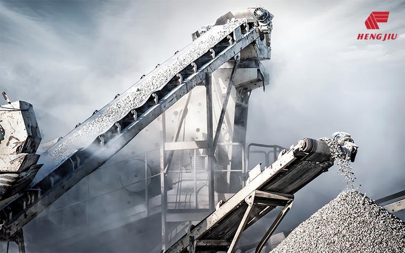 Die Kette für Zementindustrie
